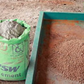 Selection Of Building Materials: Fine Aggregate (Sand)